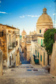 Noto, the capital of baroque style — Stock Photo