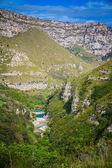 Canyon Cavagrande del Cassibile — Stock Photo