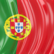 Portugal flag — Stock Photo #18943989