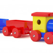 Train toy — Stock Photo