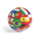 Brazil 2014 football — Stok fotoğraf