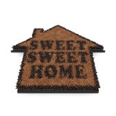 Doormat — Stock Photo