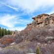 Stock Photo: Castlewood Canyon State Park