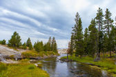 Yellowstone national park — Stock Photo