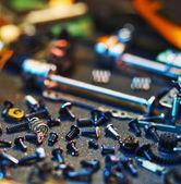 Screw — Stock Photo
