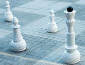 Chess pieces — Stock Photo