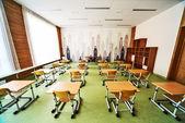 Interior de la escuela moderna — Foto de Stock