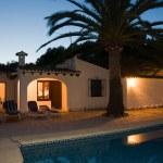 Night villa — Stock Photo #1774149