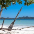 Anse Volbert Beach on Praslin in Seychelles — Foto de Stock