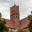 Malbork Castle  — Stock Photo