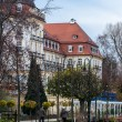 Stock Photo: Sopot attractions in Pomerania