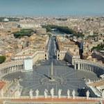 Piazza san pietro — Stock Photo #12659555