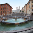 Spanish Steps - Stock Photo
