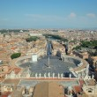 Vatican view - Stock Photo
