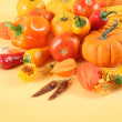 Multi autumn — Stock Photo