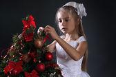 Bílé Vánoce — Stock fotografie
