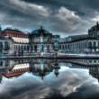 Hdr Zwinger — Stock Photo
