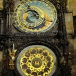Clock in Prague - Stock Photo