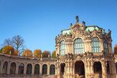 Museum in Dresden — Stock Photo
