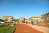 Zwinger — Stock Photo