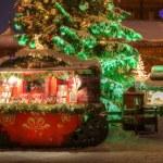 Illuminated shop — Stock Photo #17030211