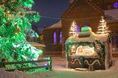 Christmas in Riga — Stockfoto