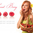 Sweet berry — Stock Photo