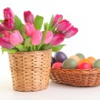 Easter and spring - Stock Photo