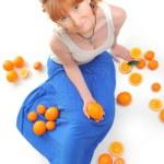 Orange colors — Stock Photo #21595747