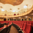 Beautiful theatre — Stock Photo