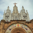 Tibidabo - Stock Photo
