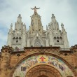 Tibidabo — Stock Photo