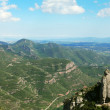Montserrat mountain — Stock Photo
