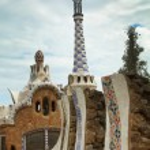 Antoni Gaudi — Stock Photo