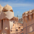 Stock Photo: Casa Mila
