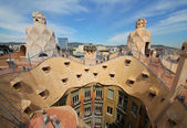 Casa Mila — Stock Photo