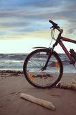 Fahrrad — Stockfoto