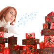 Gift boxes — Stock Photo #30539449