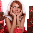 Santa clothing — Stock Photo #30539587