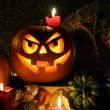Halloween pumpkins — Stock Photo #30966077