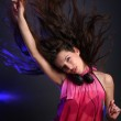 Woman dancing — Stock Photo #3102267
