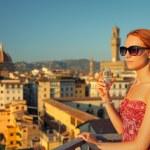 Italian vacations — Stock Photo
