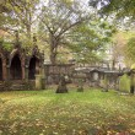 viejo cementerio — Foto de Stock