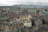 Edinburgh in Scotland — Stock Photo