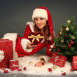 Santgirl — Stock Photo #35749961