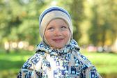 Komik çocuk — Stok fotoğraf