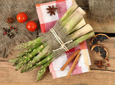 Vegetarian table — Stock fotografie