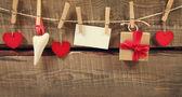 Lettera romantica — Foto Stock
