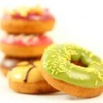 Tasty donut — Stock Photo #40542379