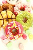 Shiny doughnut — Stock Photo
